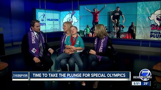 Thousands prepare to take a Polar Plunge for Special Olympics Colorado