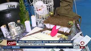 IMAG History and Science center holds wizards in training night