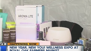 Wellness Expo 8:30 - Video