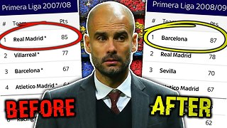 10 Managers That Saved Their Club | Guardiola, O'Neill & Redknapp! - Video