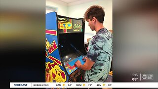 Tampa's Lowry Parcade keeps business alive by delivering Donkey Kong, Tetris to homes