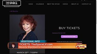 Actress Beverly Washburn Tells Her Hollywood Story
