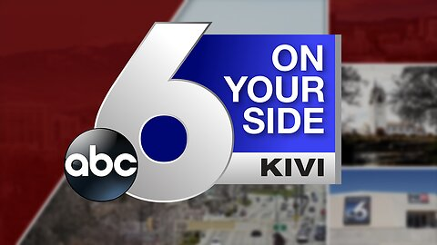 KIVI 6 On Your Side Latest Weather Update   May 24, 3pm