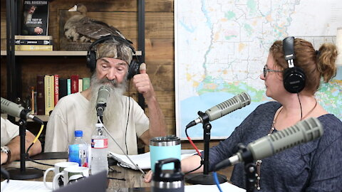 Phil's Softer Side, the Secret to Shutting Jase Up, and What God's Economy Looks Like | Ep 244