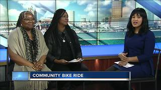 Garden Homes Community bike ride heightens sense of community