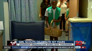 Girl Scouts Turns 107