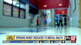 "Fla. schools use ""mental health"" money for range of expenses"