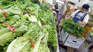 CDC Says E. Coli Outbreak Linked To Romaine Is Over