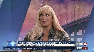 16th Annual Easter Bunny Toy Run