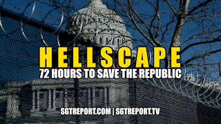 HELLSCAPE: 72 HOURS TO SAVE THE REPUBLIC