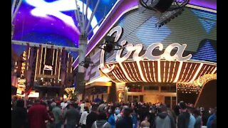 Summer maybe return to 'Fremont Frenzy' in Las Vegas