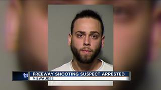 Prosecutors: I-43 shooter fired at former co-worker after being terminated from job - Video