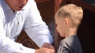 5-year-old boy in Okeechobee County honored for saving mom - Video