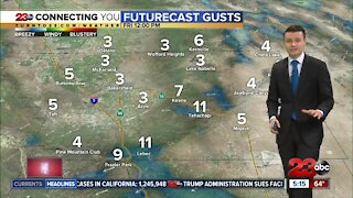 23ABC Evening weather update December 3, 2020