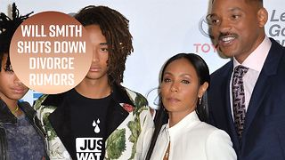 Will Smith goes back to his rap roots to defend family - Video