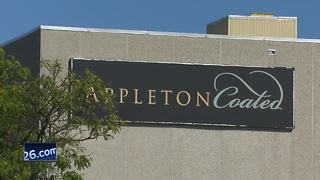 Wife of employee worries about future after Appleton Coated is sold - Video