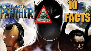10 Black Panther Facts You Probably Didn't Know - Video