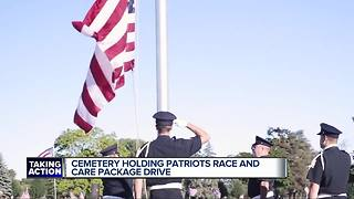White Chapel Memorial Park Cemetery to host second annual 5k run/walk fundraiser - Video
