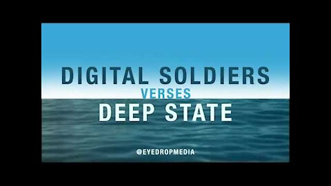 QANON - Digital Soldiers Vs Deep-State! United We Are Strong!