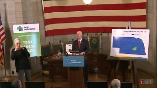 Ricketts: Restrictions being loosened across the entire state in June