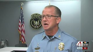Chief Zeigler weighs in on grant for KCKPD body cameras - Video