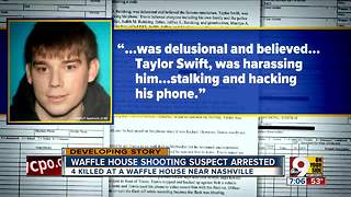 Waffle House shooting suspect arrested
