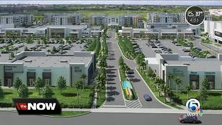 Uptown Boca project breaks ground