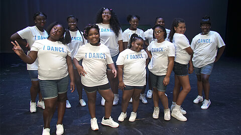 'Too Fat' Troupe Teach Kids To Dance | SHAKE MY BEAUTY