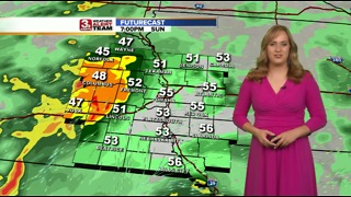Audra's Sunday Night Forecast