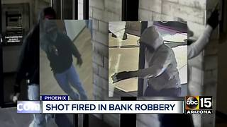 FBI: Suspects sought after north Phoenix bank robbery - Video