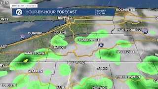 7 First Alert Forecast 11 p.m. Update, Saturday, May 15