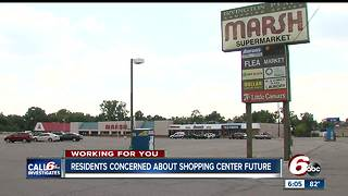 CALL 6: Irvington residents concerned about shopping plaza's condition, future - Video
