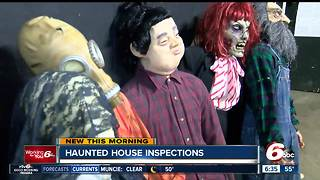 Haunted House safety - Video
