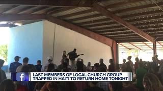 Metro Detroit church group trapped in Haiti to return home - Video
