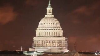 Capitol dome restoration timelapse - Video