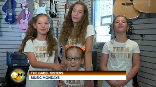 Singing Gabel Sisters