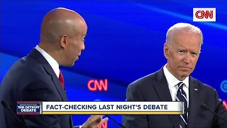 Fact-checking Wednesday night's debate