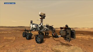 NASA rover perseverance to land on Mars today