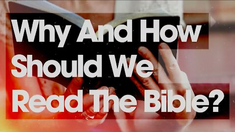 6. Why & How Should I Read The Bible? Alpha Series (Discover Christianity)
