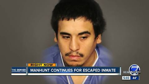 Police: Attempted murder suspect escaped from deputies at Denver Health