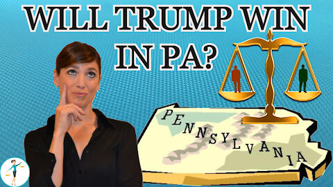 The Fight For President in Pennsylvania