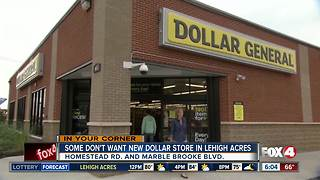 New Dollar Tree location upsetting some in Lehigh Acres - Video