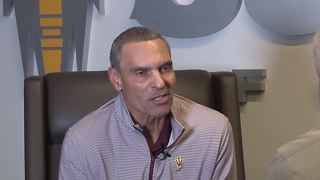 Herm Edwards drowns out the skeptics - Video