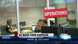 County to hold mass evacuation drill - Video