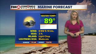 Rain Chances Increase - Video