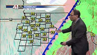 Jeff Penner Tuesday Night Forecast Update 1 9 18 - Video