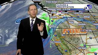 Precipitation Returns to Idaho - Video