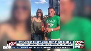 Friends remember Jack Beaton as a hero - Video