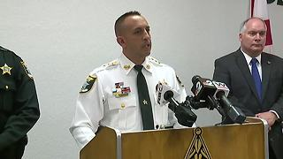 Press Conference: Kerome Brown charged with murder in Lehigh Acres - Video
