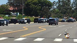 Audio reveals moment CHP apprehended synagogue shooting suspect